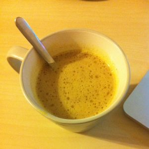 Turmeric, an anti-inflammatory herb that helps with joint pain and how to incorporate it into golden milk