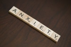 Anxiety and kids' health