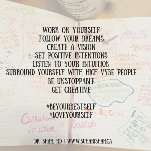 What you need to do if you love yourself