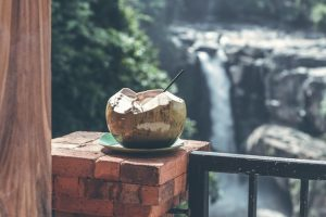 coconut water as a source of electrolytes