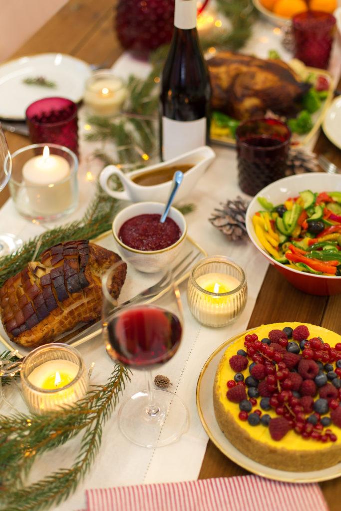 Festive food celebrations