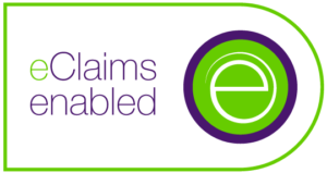 E-claims enabled