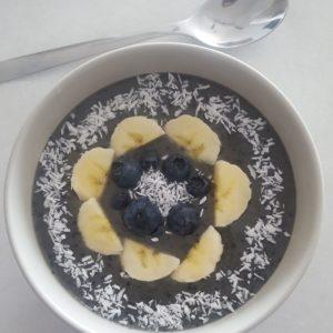 Berry Banana Smoothie Bowl