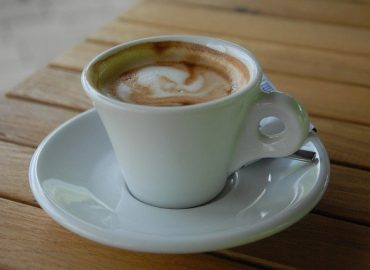Social distancing - coffee on your own