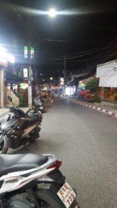 Lamai street