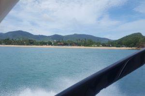 Boat ride views again