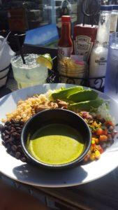 Jose's taco bowl