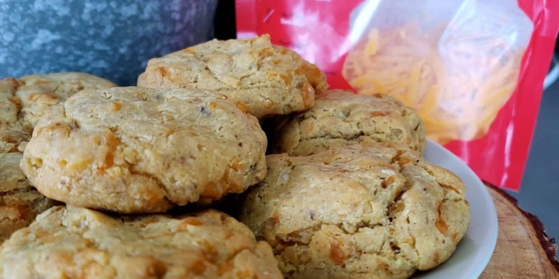 Dairy Free Cheddar Biscuits