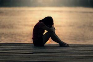 Progestin induced depression